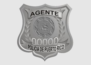 Placa de Agente