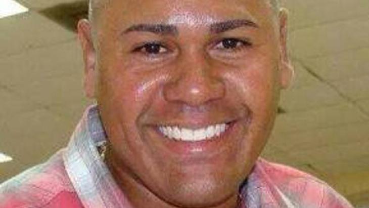Agente Fallecido Geniel Amaro Fantauzzi