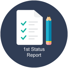 First Status Report