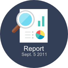 See Report from september 5 2011