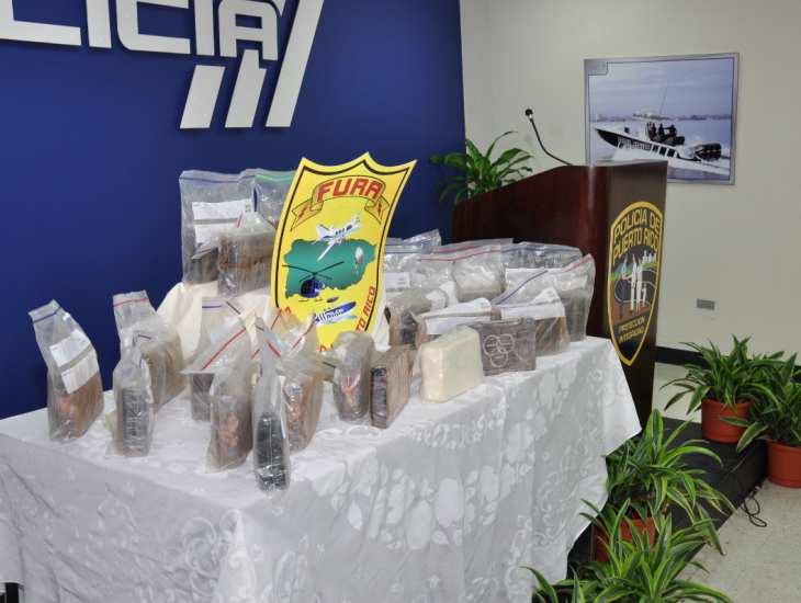 Ocupación 28 kilos de cocaína