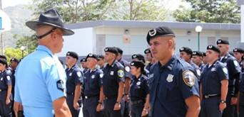 Nueva Clase 224 Academia de la Policia